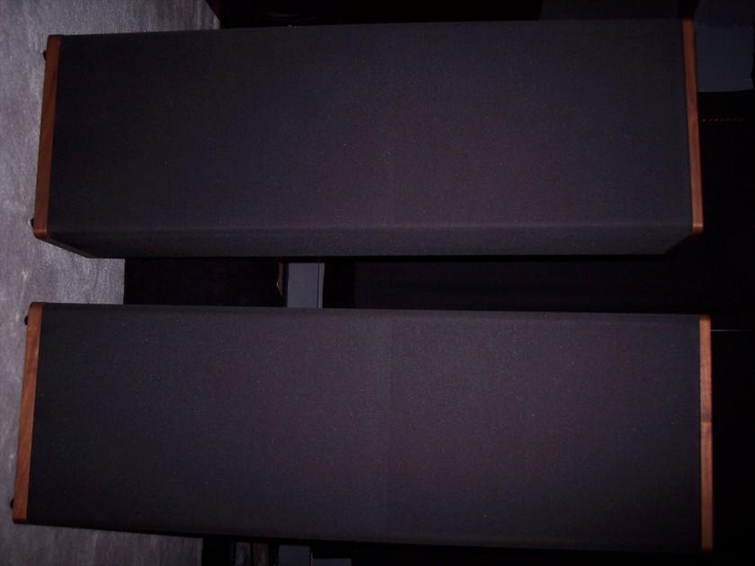 Vandersteen Model 3a Signatures Walnut/Black