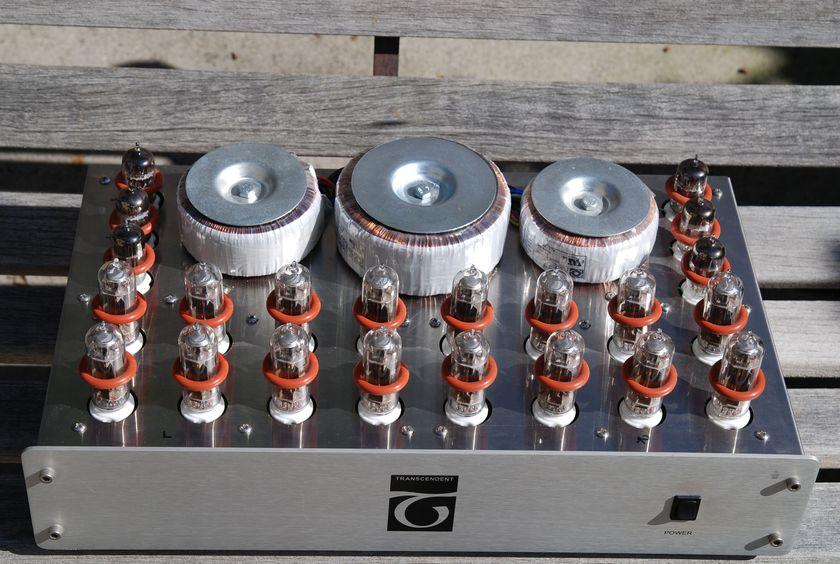 Transcendent  T16 15 Watts OTL  boutique cap upgrades