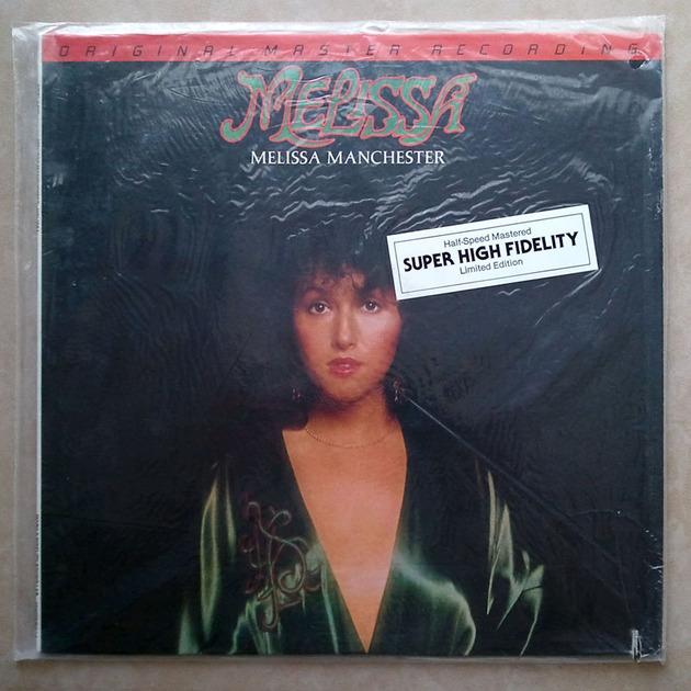 MFSL (Sealed) / Melissa Manchester - - Melissa
