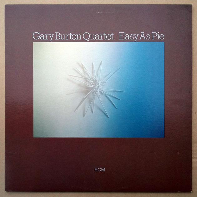 ECM Records/ Gary Burton Quartet - Real Life Hits - & Easy As Pie / 2 LPs / NM