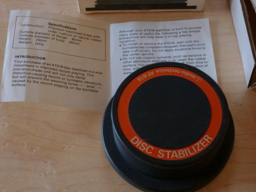 Audio Technica AT-618 Disc Stabilizer