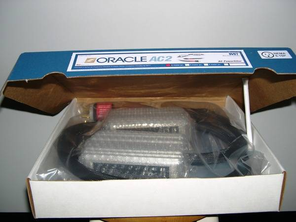MIT Oracle AC2 POWER CABLE,  Demo, PERFECT! One ONLY at this price. Wrnty.