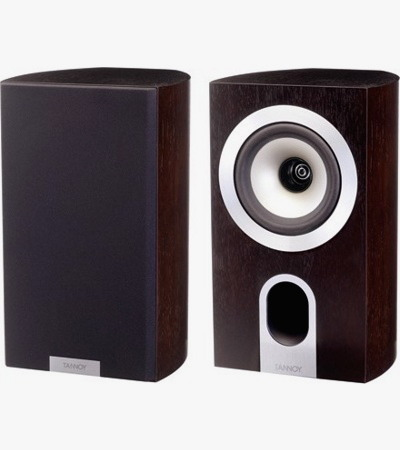 Tannoy Revolution Signature DC6 Quality Bookshelf Speakers