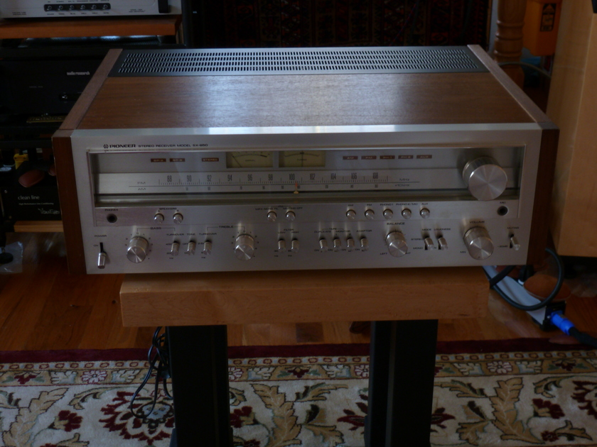 Pioneer  SX-850 Old School Receiver