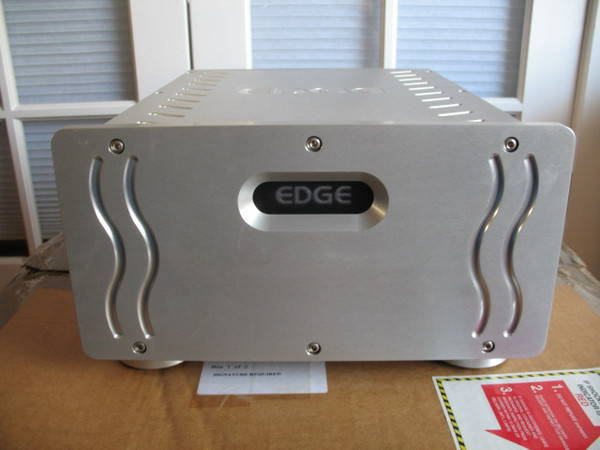 Edge Nl Signature One Mono amps 115v to230v switchable-reduced