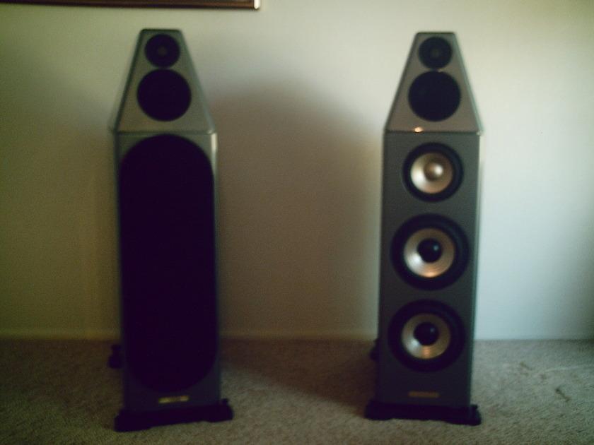 Genesis 5.3 titanium speakers