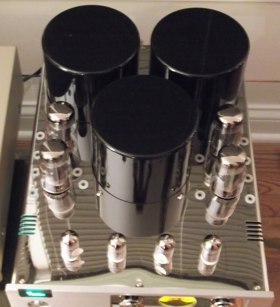 Yaqin MC-13S Tube integrated amp (6CA7 outputs)