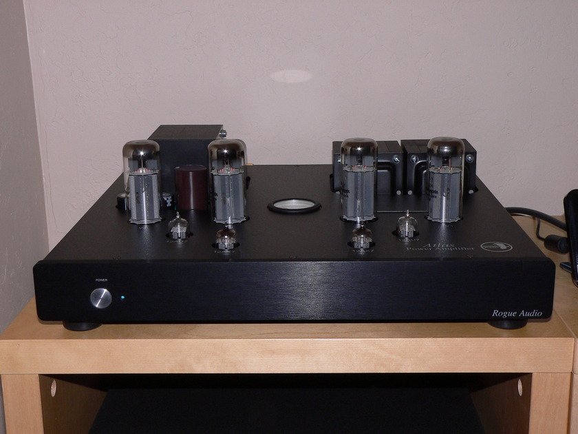 Rogue Audio Atlas Magnum Original owner, 1 yr old, MINT tube cage included !