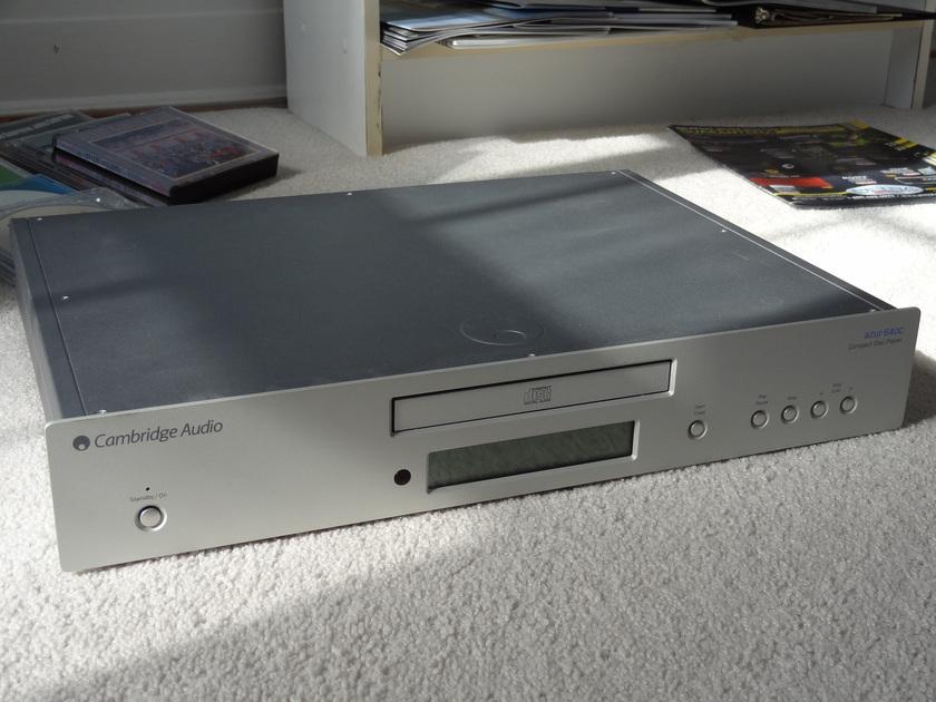 Cambridge 640C V2 Demo!