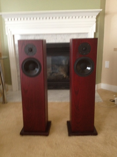 Neat Mystique High End Audiophile speakers