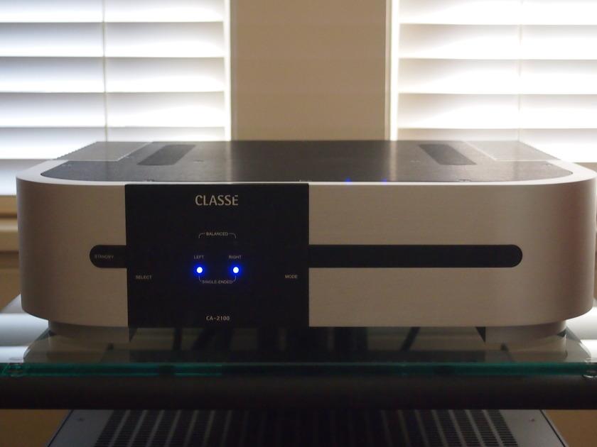 Classe 2100 Amplifier