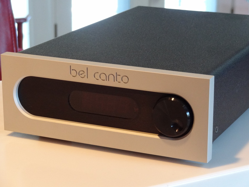 bel canto DAC3 Demo!