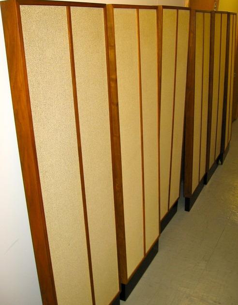 KLH Nine  Electrostatic Speakers Triple pair(6 panels)
