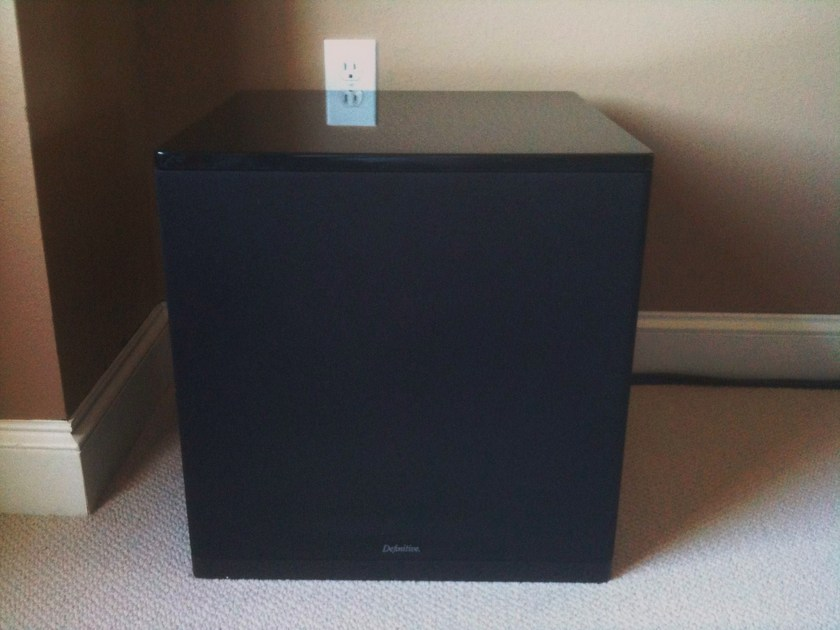 Definitive Technology Supercube Reference Subwoofer