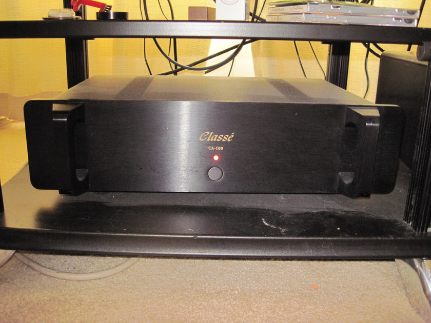 Classe CA-100 100 WPC Power Amplifier