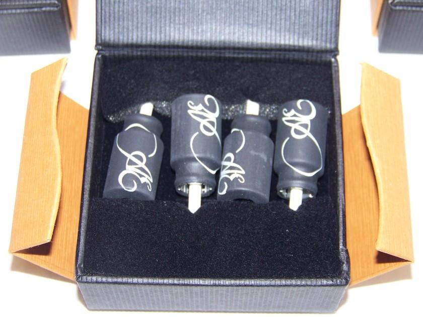 Silent Plugs Set of (4) plugs, Brand new Authorized Dealer