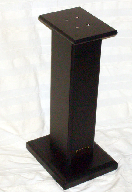 BBC SS-28 Black 28in Anti-Feedback Speaker Stands New Pair