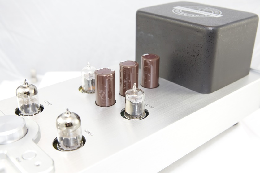 YAQIN  MS-12B Tube Pre-Amp and Phono Stage