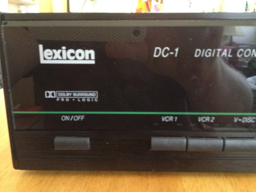 Lexicon DC-1 v4.0 With AC3 DTS and THX Surround EX