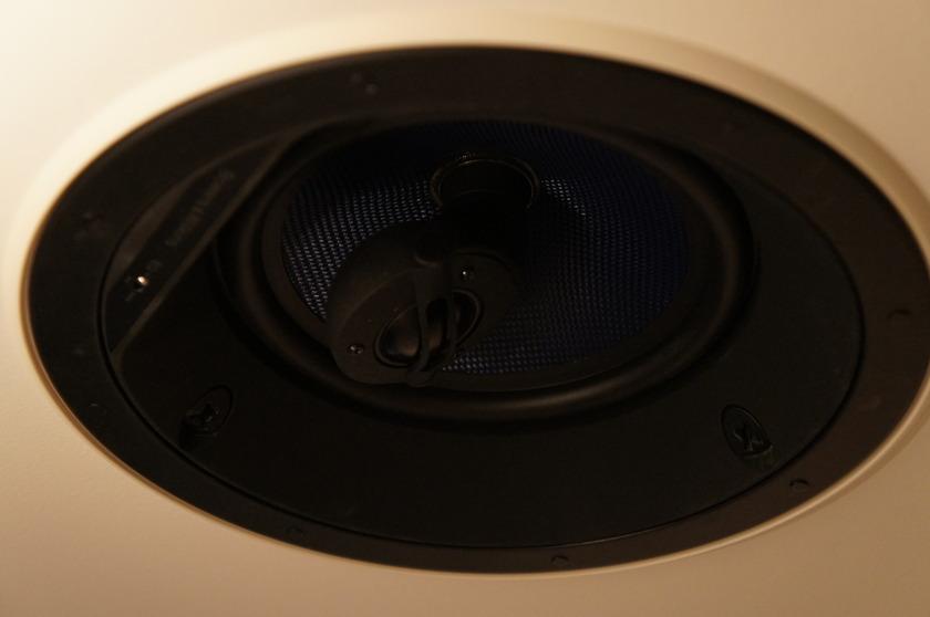 B&W CCM663 In Ceiling Speaker Pair