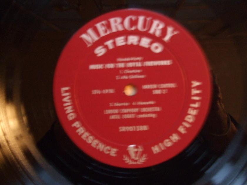 Handel-Harty - Mercury SR90158 Water Music