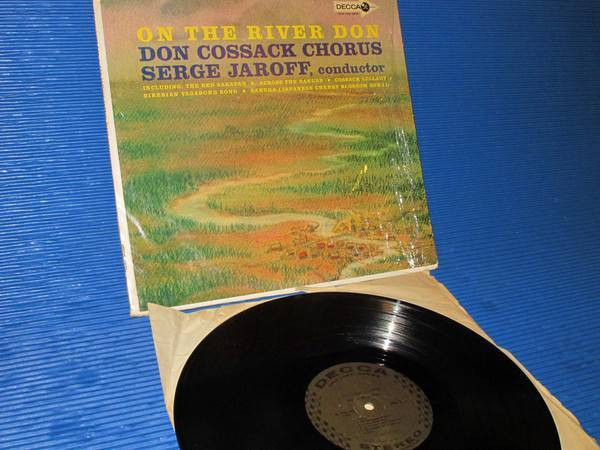 """DON COSSACK CHORUS - - """"On The River Don"""" - DECCA 1966"""