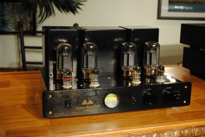 antique sound lab AQ-1001 DT tube integrated amp