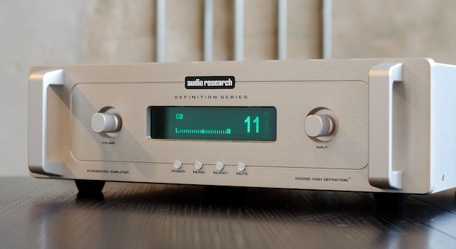 Audio Research DSi200 natural