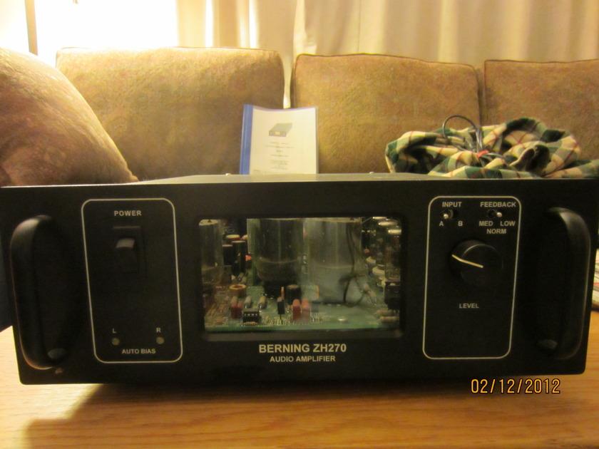 Berning ZH270   Power Amplifier