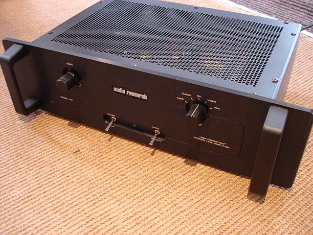Audio Research  LS7 Preamp