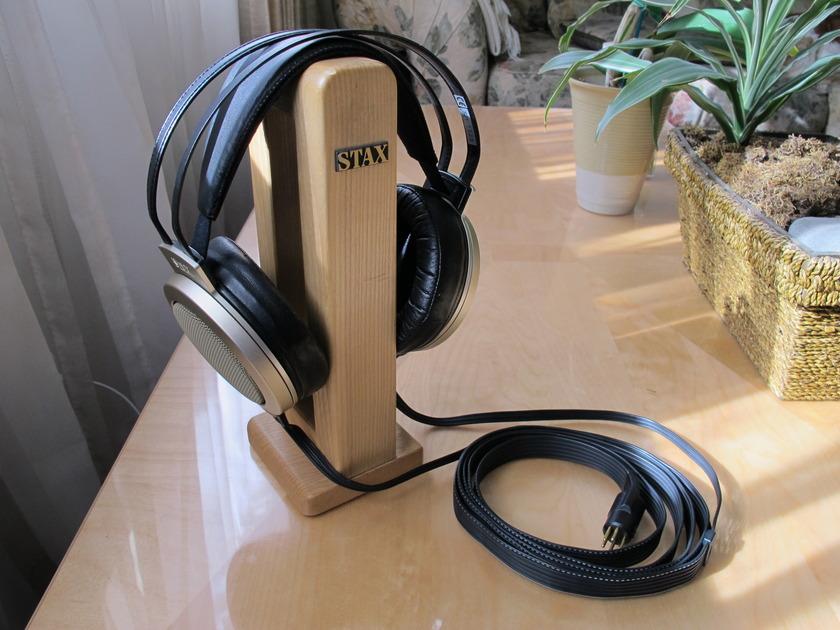 Stax Omega II, MK I headphones