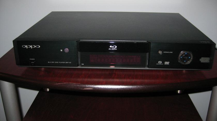 Oppo BDP-83 Blu-ray Player