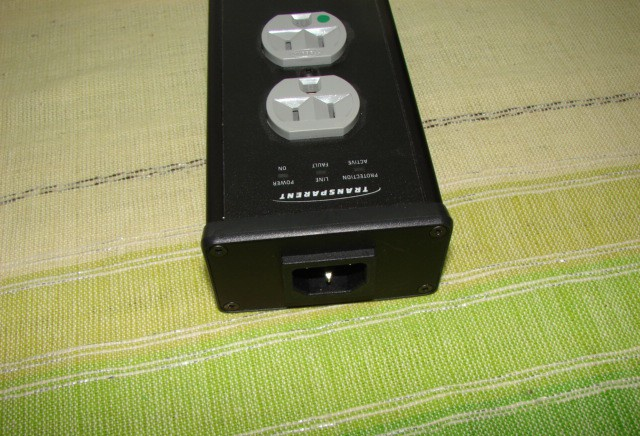 Transparent Audio PowerBank 2 Power Conditioner Near Mint