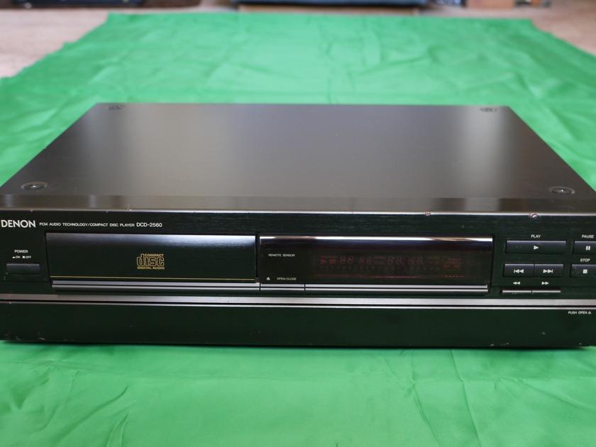 Denon DCD-2560 CD Player