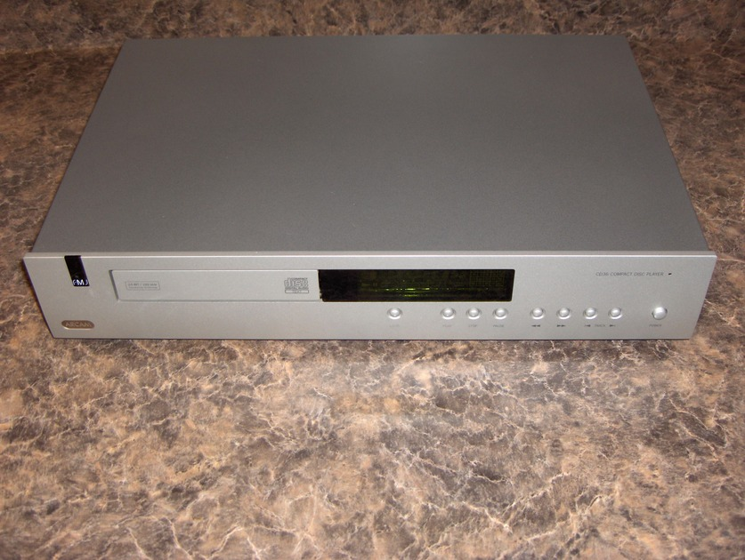 Arcam FMJ CD36T CD Player in Pristine Condition Very Lightly Used
