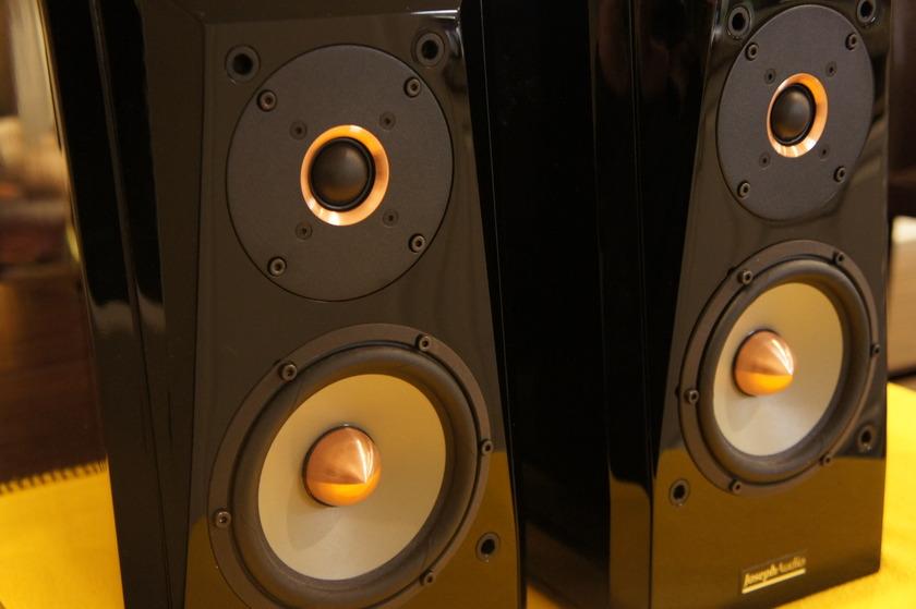 Joseph Audio Pulsar Piano Gloss Black