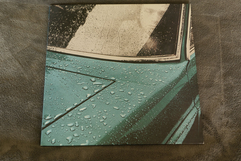 "Peter Gabriel - I  ""Car"" 200G Quiex Classic Records LP"