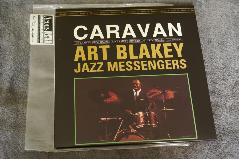 Art Blakey and Jazz Messengers - Caravan Analog Production 45RPM 2 LPs