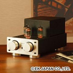 Elekit TU-875 hybrid amp  3 x 12au7