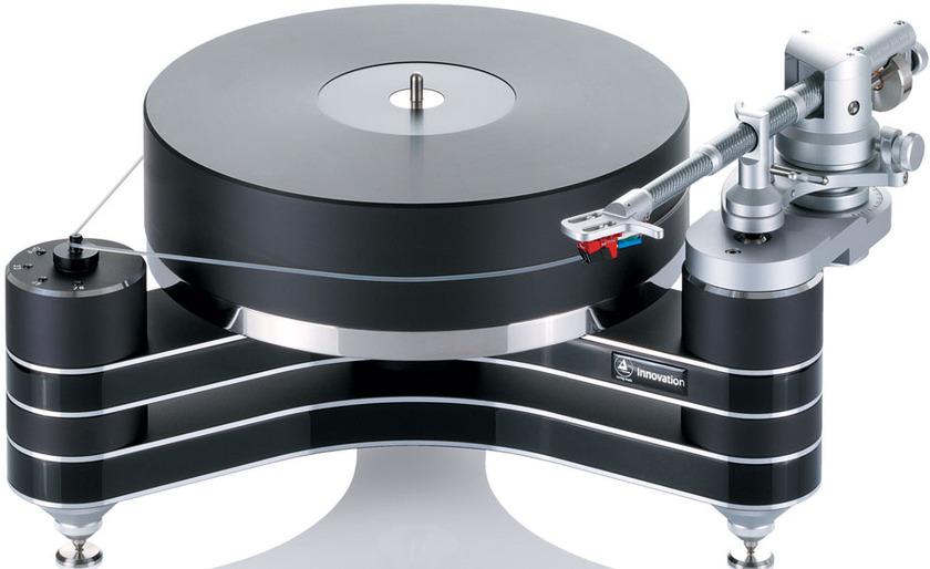 ClearAudio Innovation w/Satisfy Tonearm German Made
