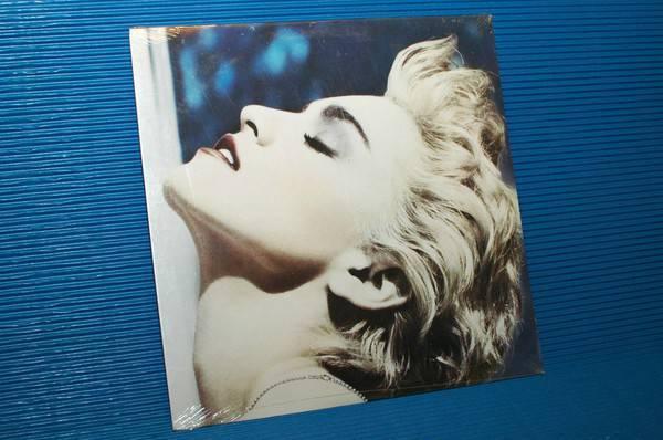 "MADONNA -  - ""True Blue"" -  RCA Music Service Edition 1986 Sealed!"