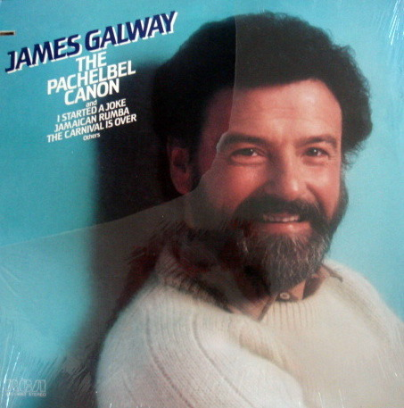 ★Sealed★ RCA Stereo /  - GALWAY, Pachelbel Canon!
