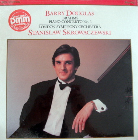★Sealed★ RCA Red Seal / DOUGLAS, - Brahms  Piano Concerto No.1!
