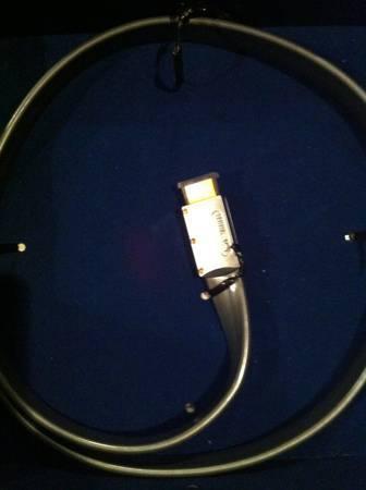 Wireworld silver starlight hdmi 1 meter