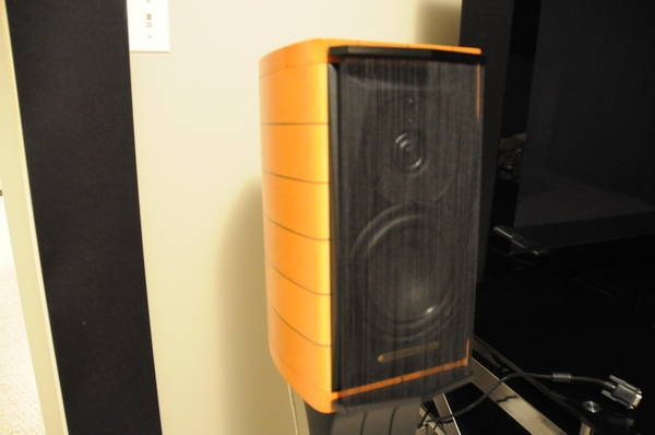 Sonus Faber Cremona auditor Ms in light maple with stands