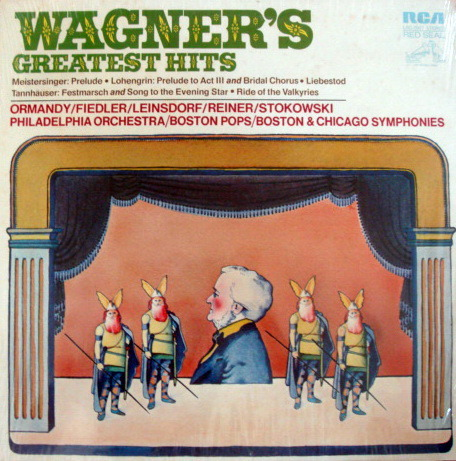 ★Sealed★ RCA Red Seal /  - Wagner's Greatest Hits!