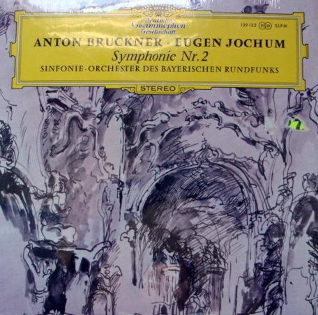 ★Sealed★ DG / - JOCHUM, Bruckner Symphony No.2!