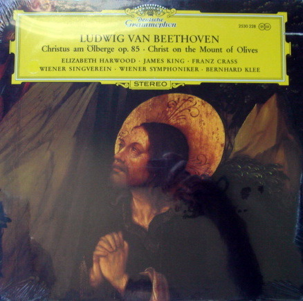 ★Sealed★ DG / KLEE, - Beethoven Christ on the Mount of Olives!