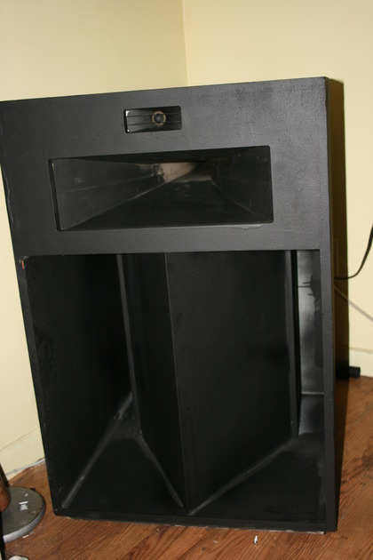 klipsch  la scala speakers  $675