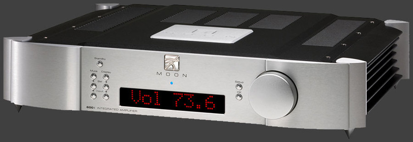 Simaudio Moon 600i Silver Reference Integrated